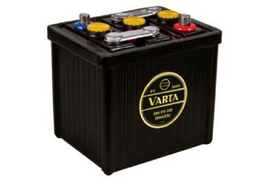 Akkumulátor Varta - 6v 84ah - klasszik autó akku