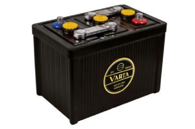 Akkumulátor Varta - 6v 135ah - klasszik autó akku