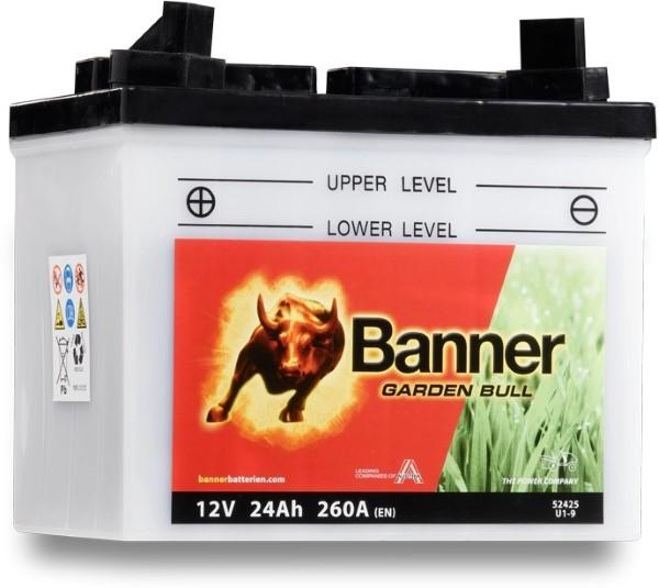 Banner akku Garden Bull