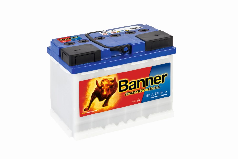Akkumulátor Energy Bull 60AH 50A