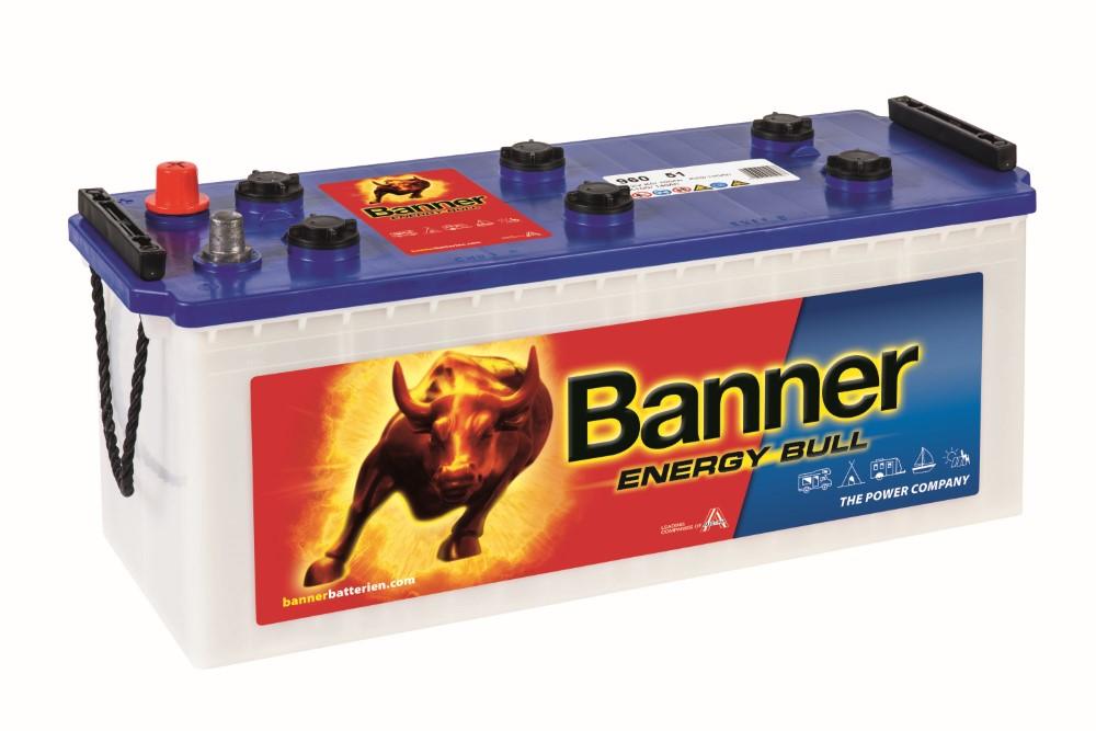 Akkumulátor Energy Bull 130AH 105A