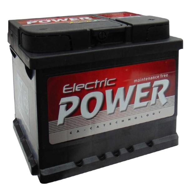 Indító Akkumulátor 360A J+