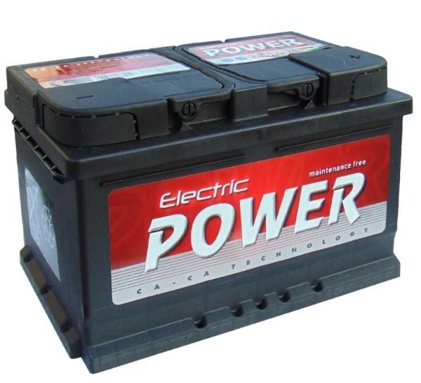 Indító Akkumulátor 680A J+