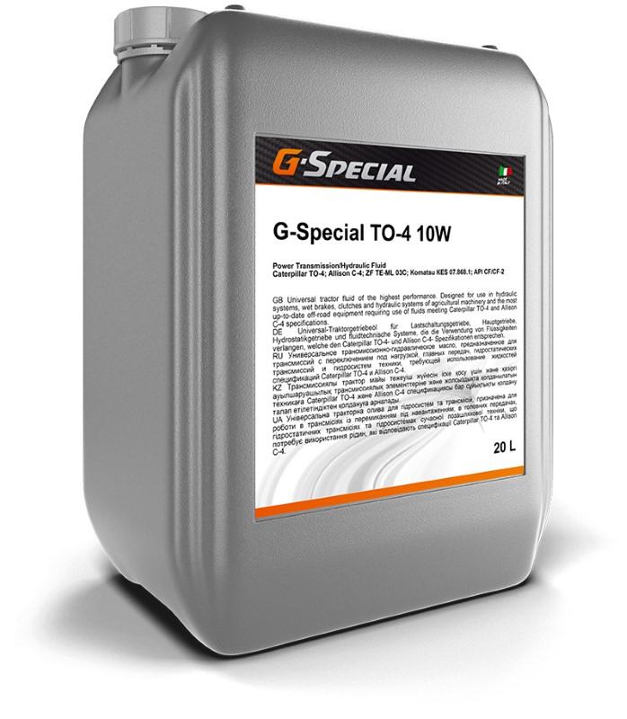 Motorolaj G-Special TO-4 10W 20L
