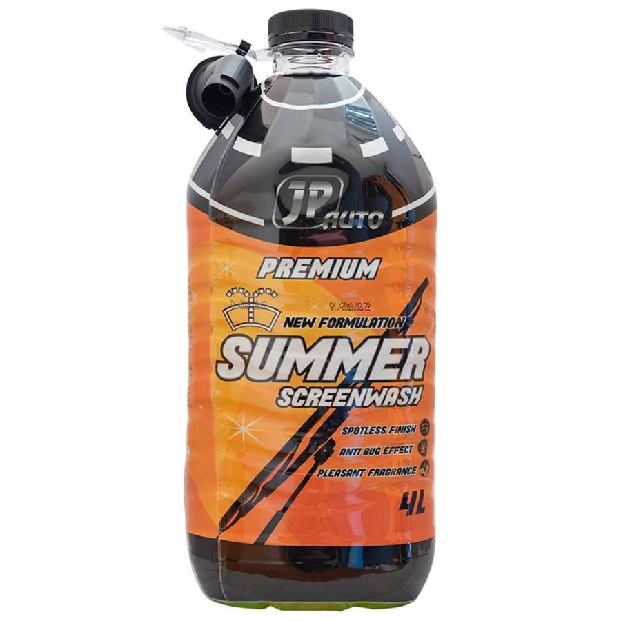 JP Prémium nyári szélvédőmosó 4L