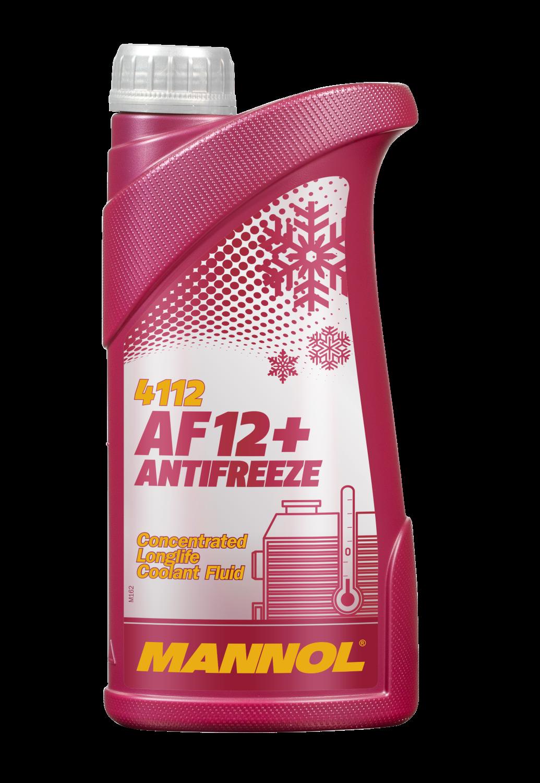 Fagyálló folyadék piros MN4112-1 MN Antifreeze AF12+
