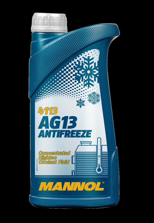 Fagyálló folyadék zöld MN4113-1 MN Antifreeze AG13
