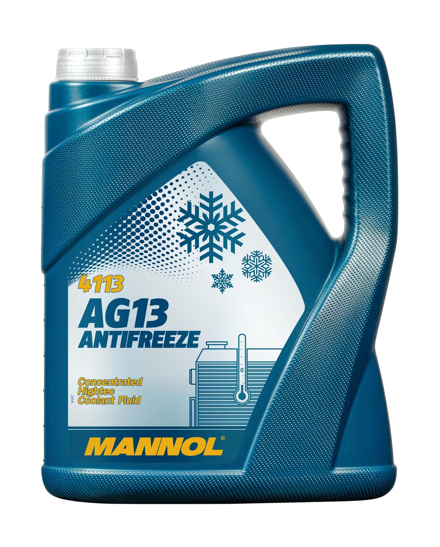 Fagyálló folyadék zöld MN4113-5 MN Antifreeze AG13