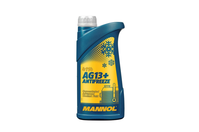 Fagyálló folyadék sárga MN4114-1 MN Antifreeze AG13+ Advanced
