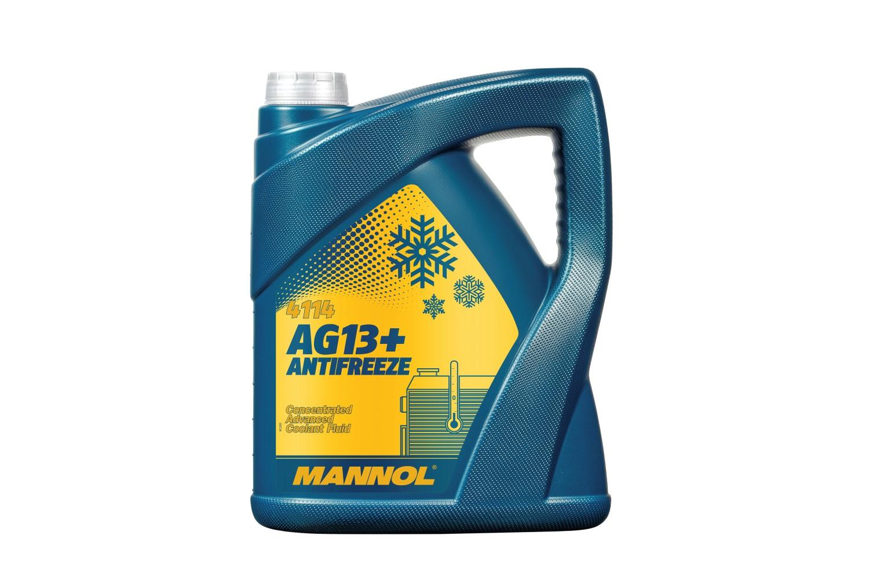 Fagyálló folyadék sárga MN4114-5 MN Antifreeze AG13+ Advanced