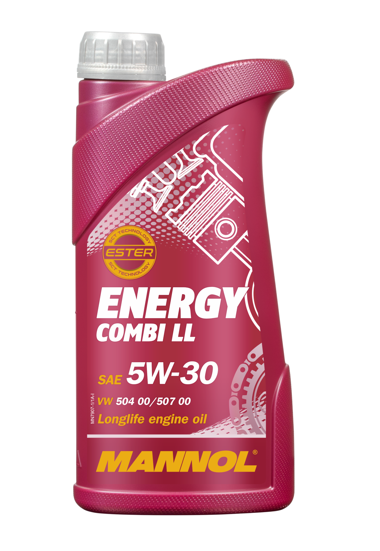 MANNOL AG Motorolaj 5W-30 MN7907-1 ENERGY COMBI LL