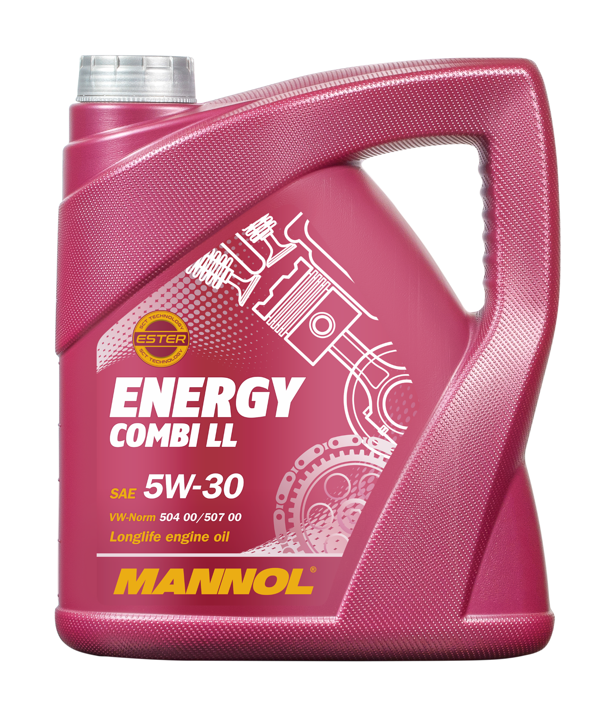 MANNOL AG Motorolaj 5W-30 MN7907-4 ENERGY COMBI LL