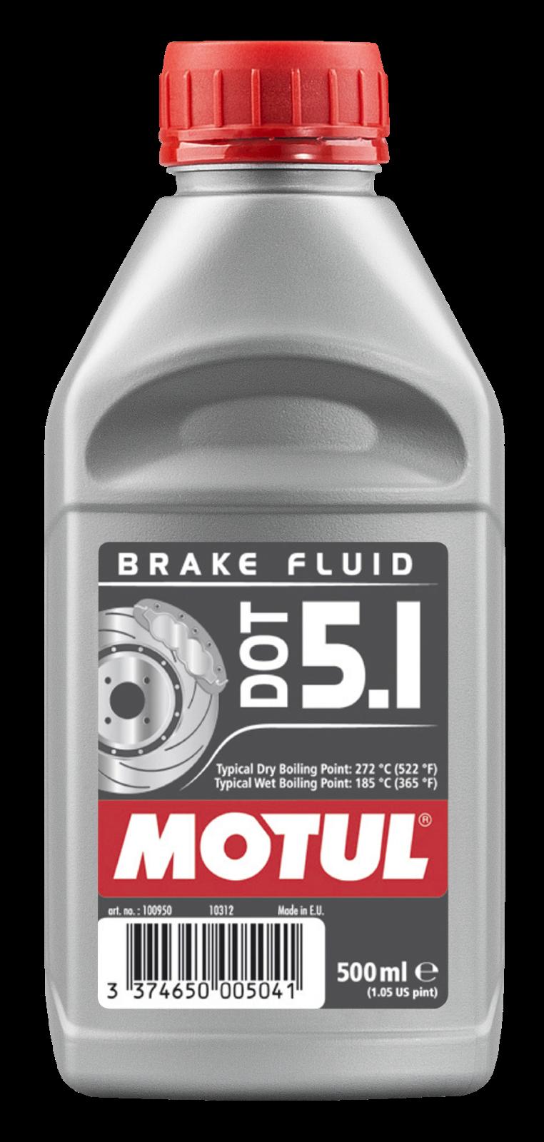 MOTUL AG MOTUL DOT5.1 Brake Fluid 0,5L