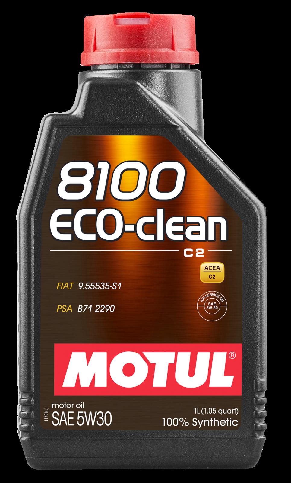 MOTUL AG MOTUL 8100 Eco-clean 5W-30 1L