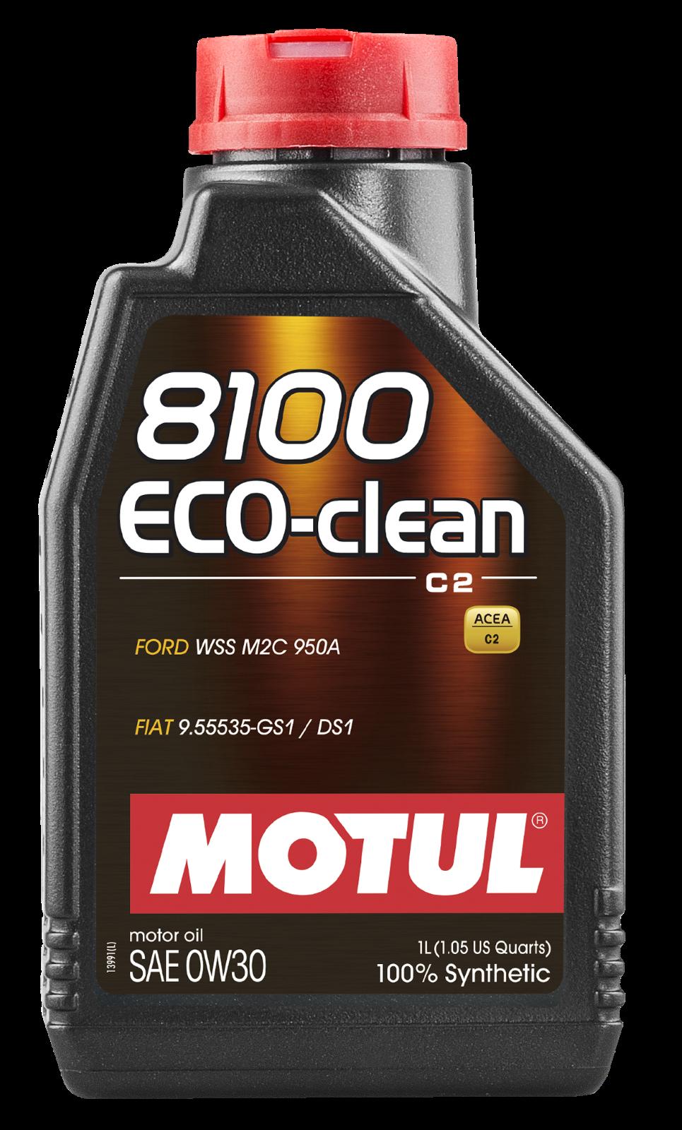 MOTUL AG MOTUL 8100 Eco-clean 0W-30 1L