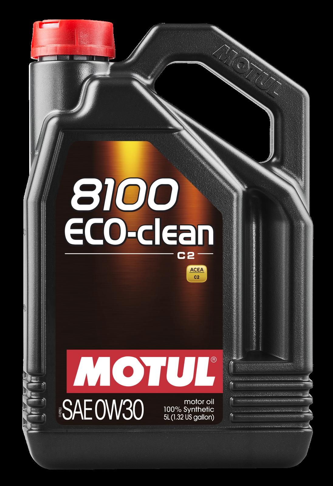 MOTUL AG MOTUL 8100 Eco-clean 0W-30 5L