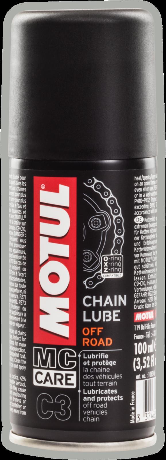 MOTUL AG MOTUL C3 Chain Lube Off Road  0,4L