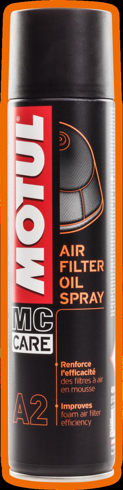 MOTUL AG MOTUL A2 Air Filter Oil Spray 0,4L
