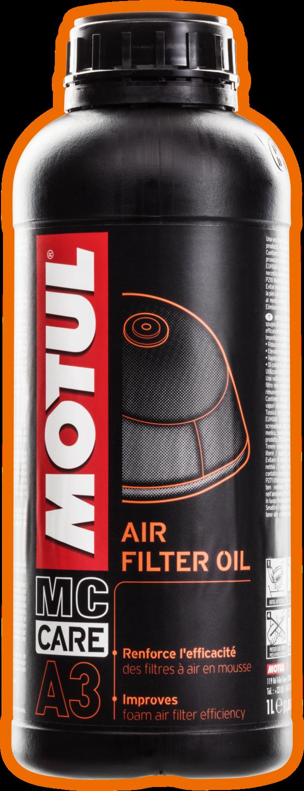 MOTUL AG MOTUL A3 Air Filter Oil  1L