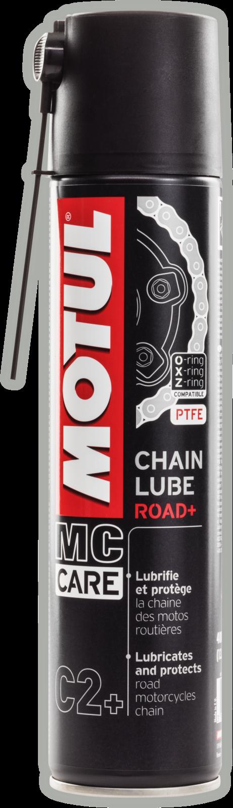 MOTUL AG MOTUL C2+ Chain Lube Road Plus 0,4L teflonos