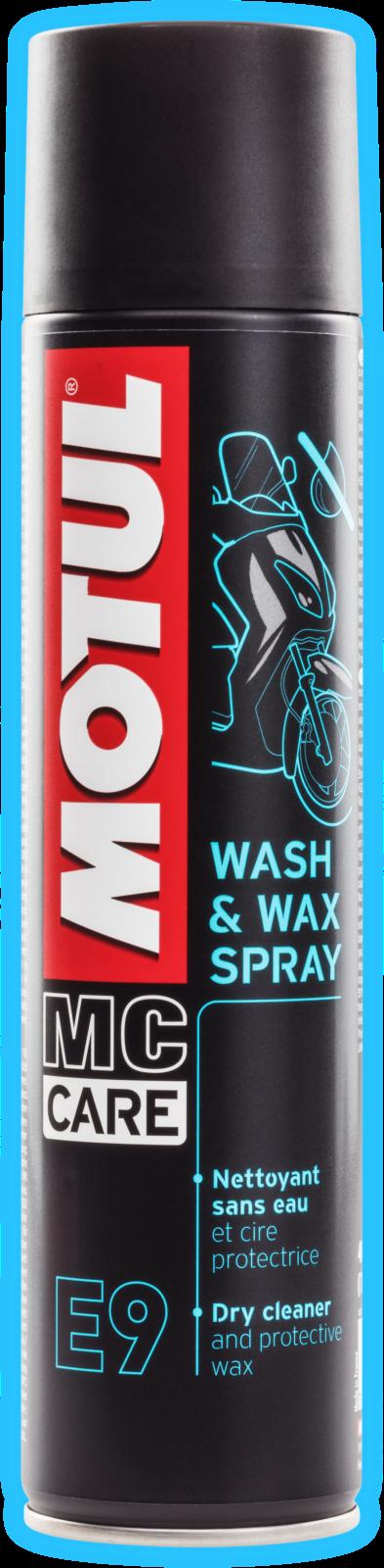MOTUL AG MOTUL E1 Wash & Wax 0,4L
