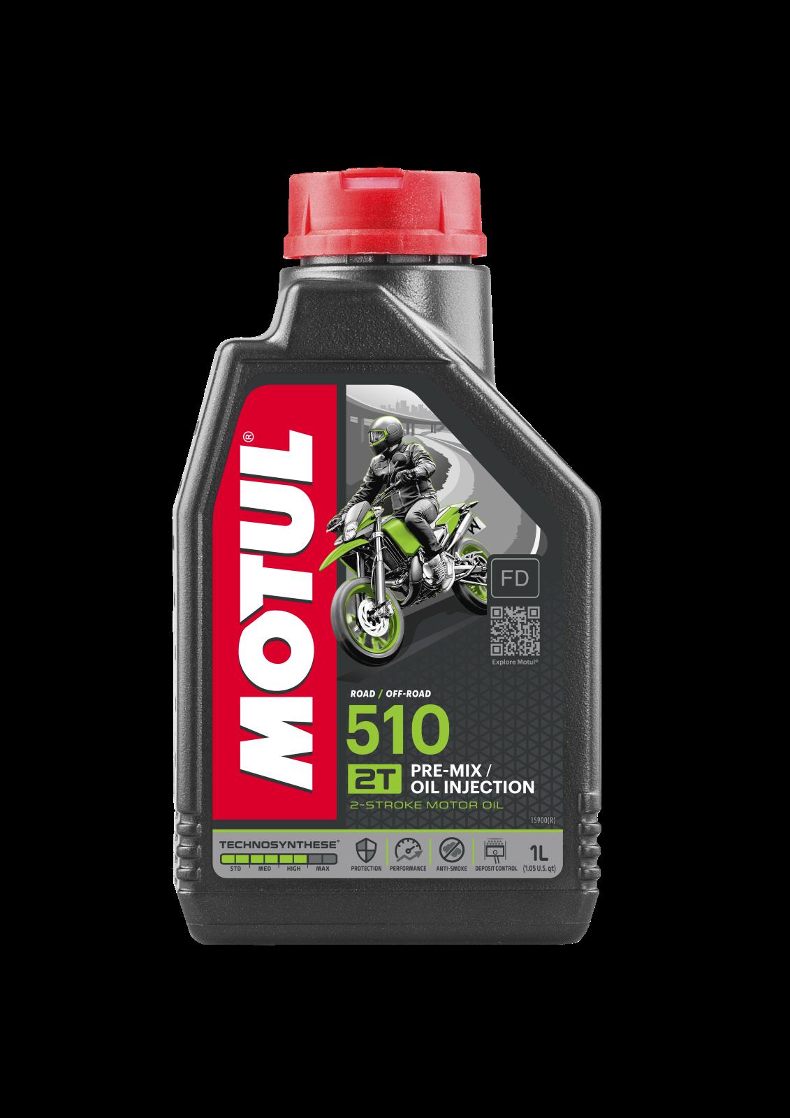 MOTUL AG MOTUL 510 2T 1L
