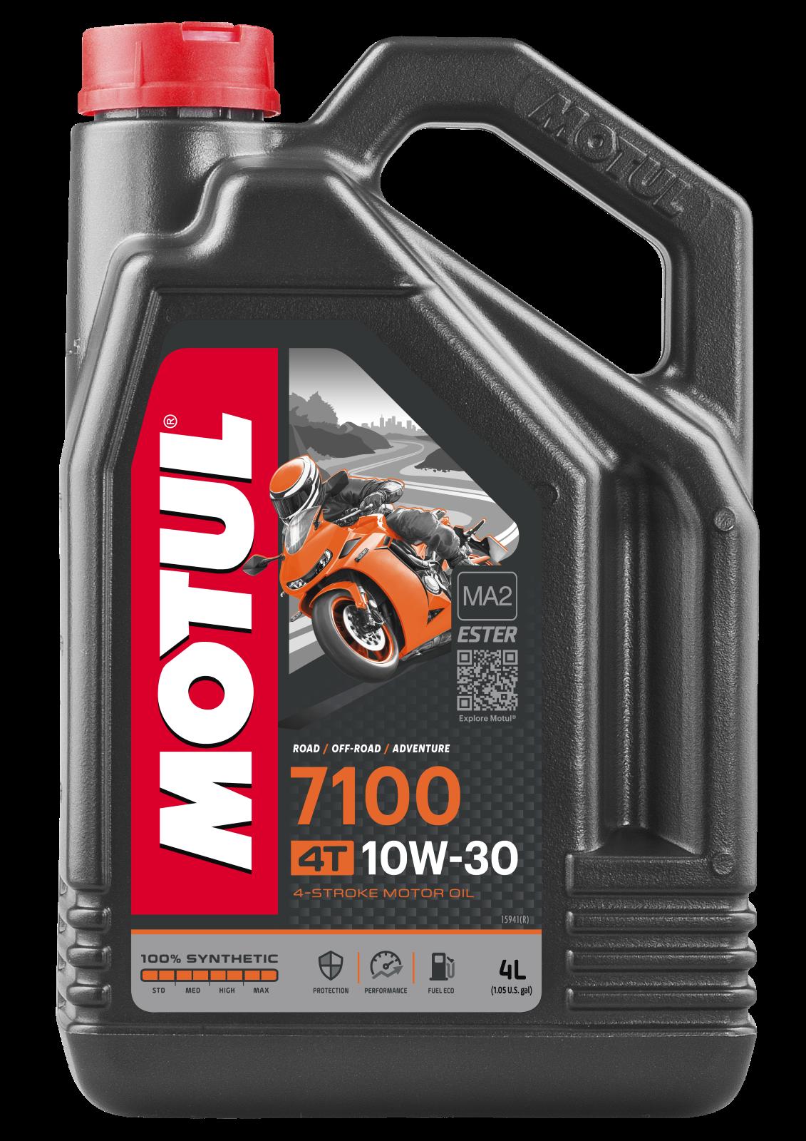 MOTUL AG MOTUL 7100 4T 10W-30 4L