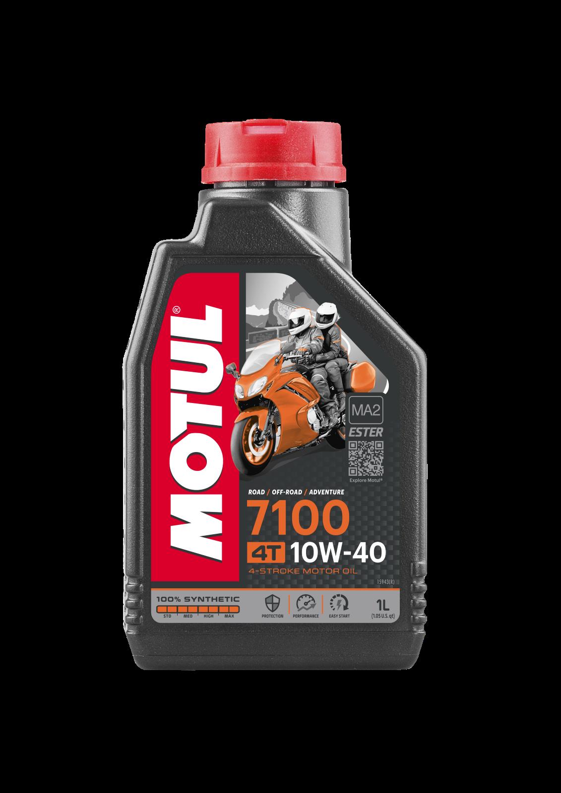 MOTUL AG MOTUL 7100 4T 10W-40 1L