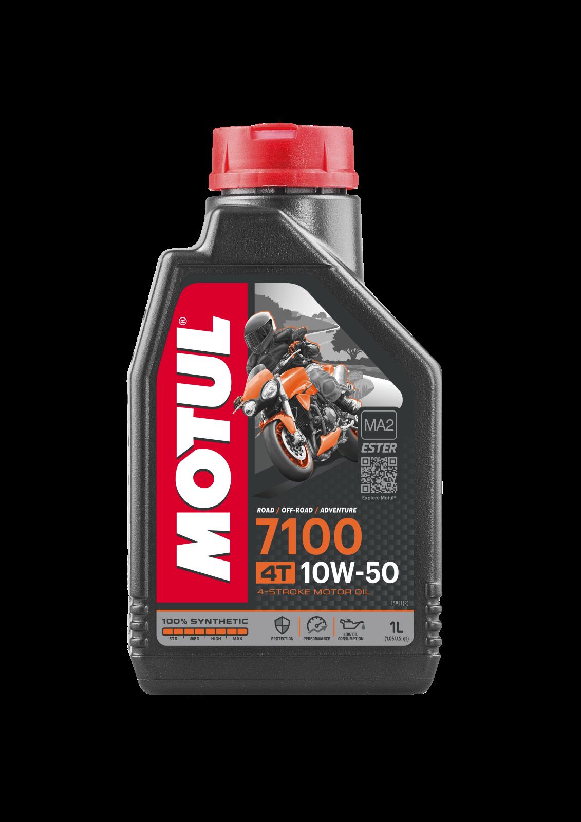 MOTUL AG MOTUL 7100 4T 10W-50 1L