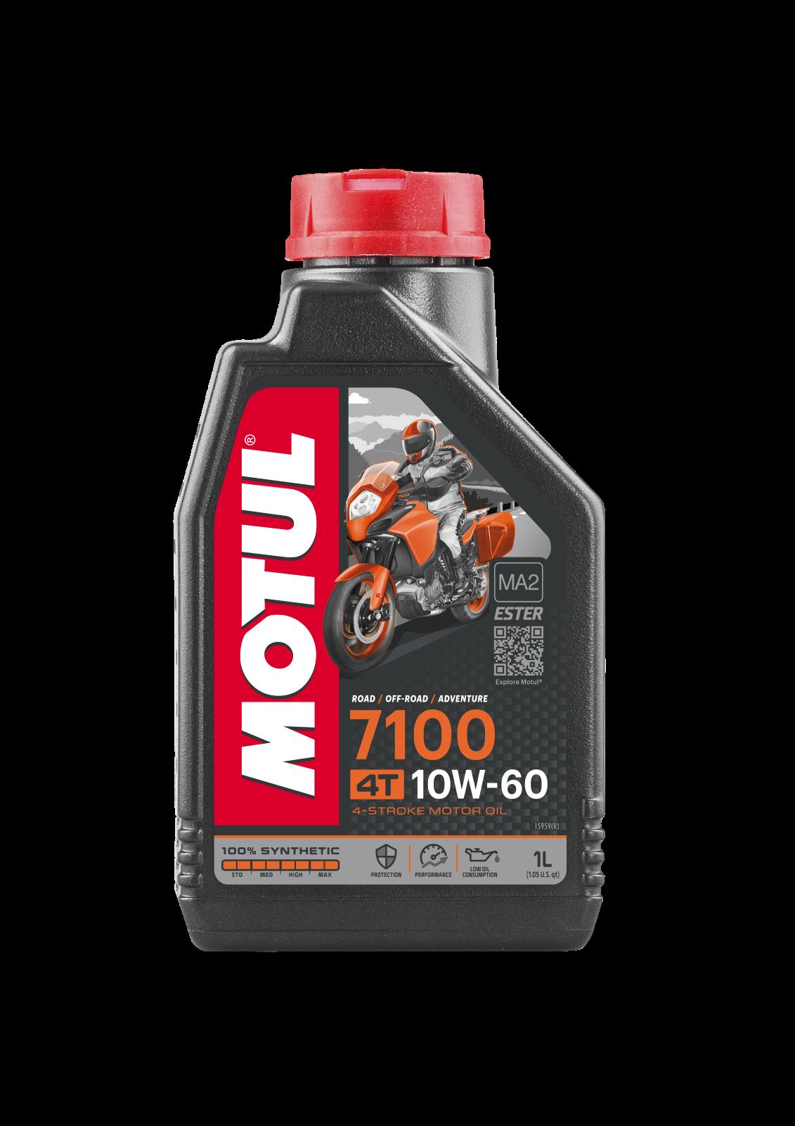 MOTUL AG MOTUL 7100 4T 10W-60 1L
