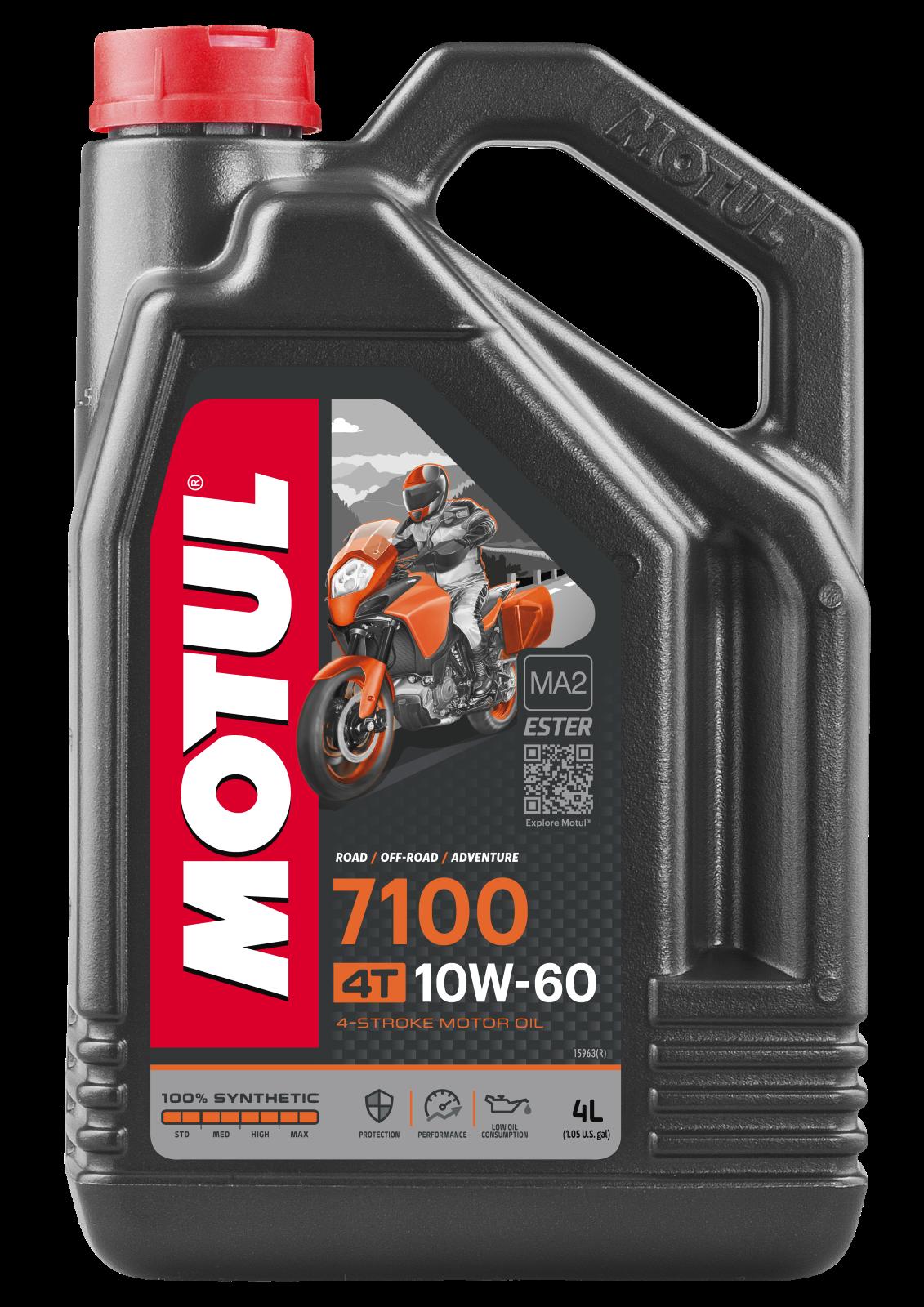 MOTUL AG MOTUL 7100 4T 10W-60 4L