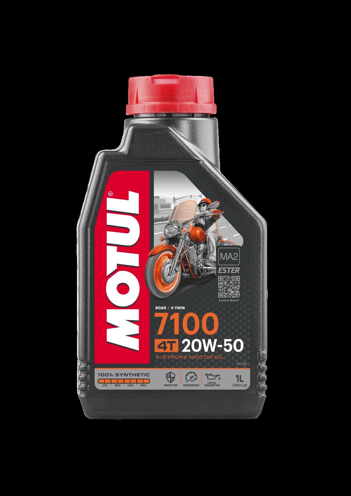 MOTUL AG MOTUL 7100 4T 20W-50 1L