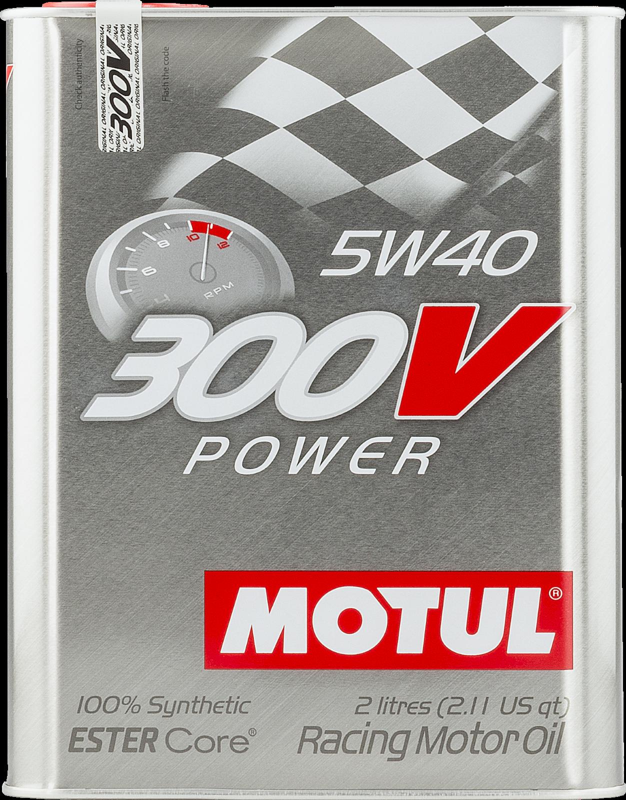 MOTUL AG MOTUL 300 Power 5W-40 2L
