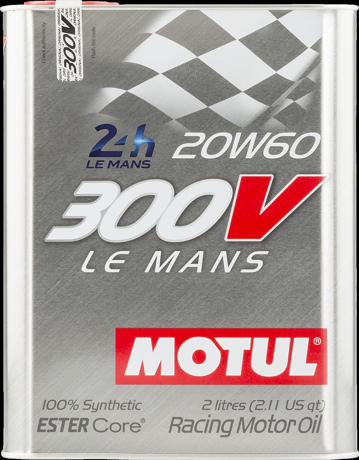 MOTUL AG MOTUL 300V Le Mans 20W-60 2L