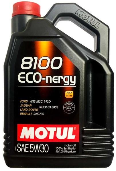 MOTUL AG MOTUL 8100 Eco-nergy 5W-30 4L