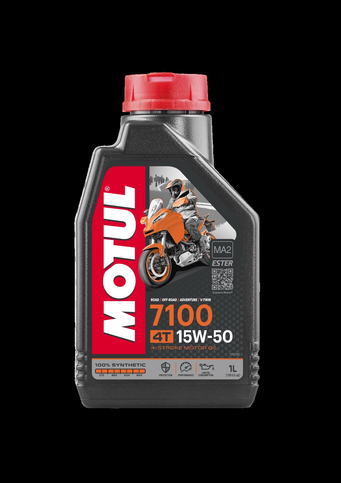 MOTUL AG MOTUL 7100 4T 15W-50 1L