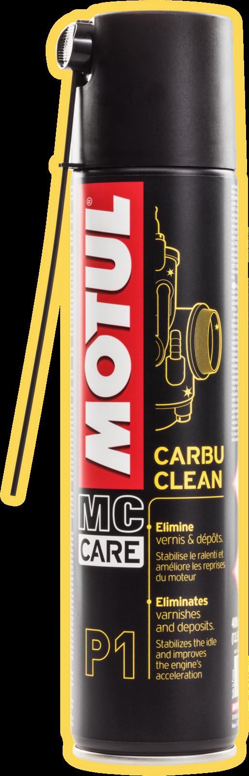 MOTUL AG MOTUL P1 Carbu Clean 0,4L