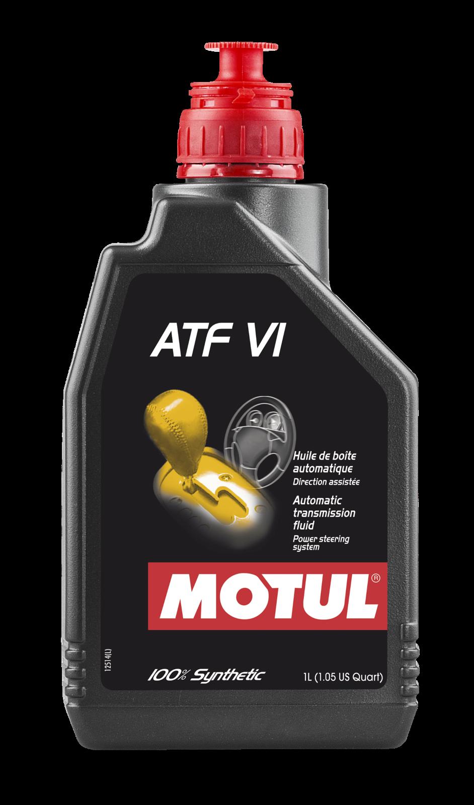 MOTUL AG MOTUL ATF VI 1L