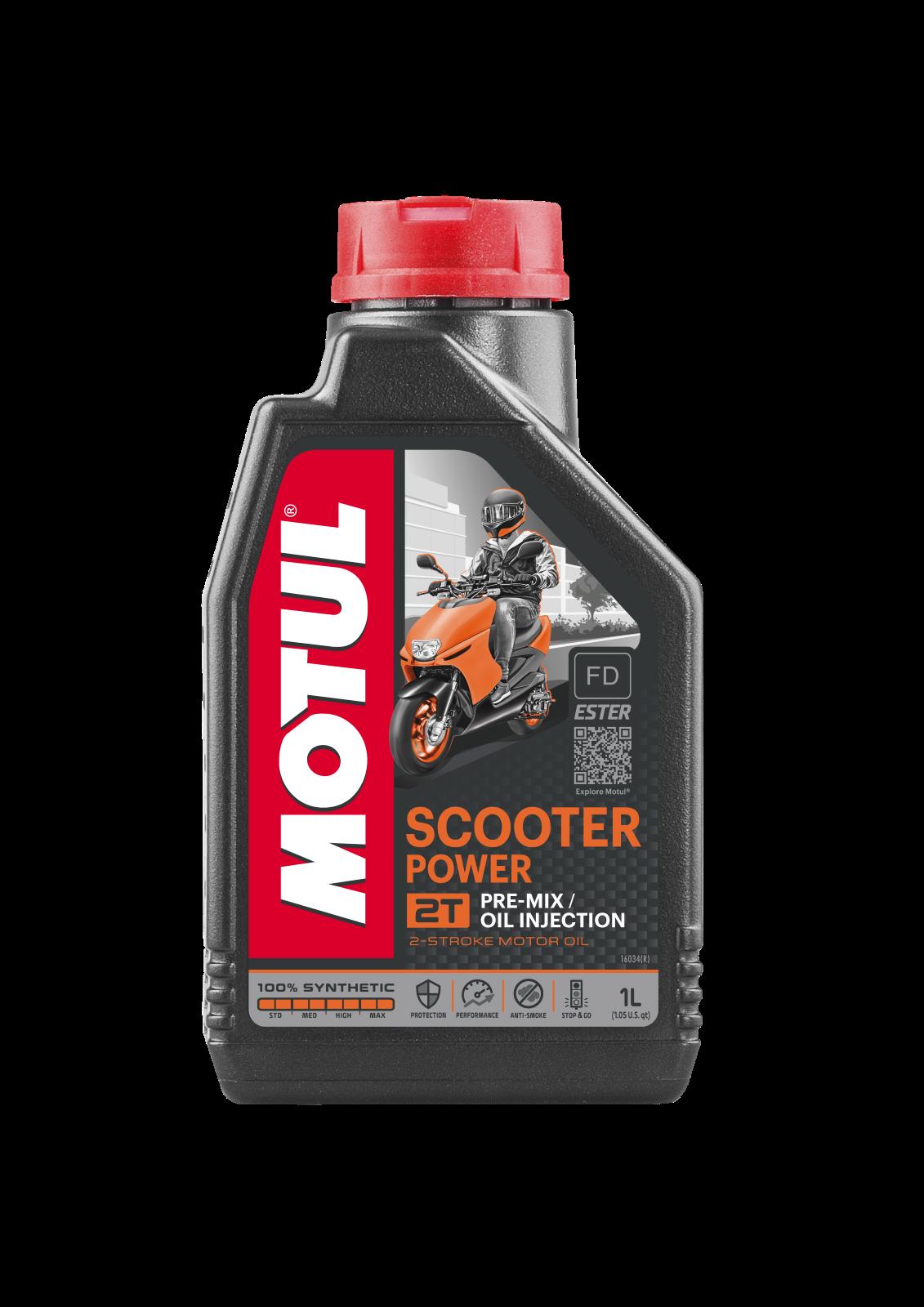 MOTUL AG MOTUL Scooter Power 2T 1L