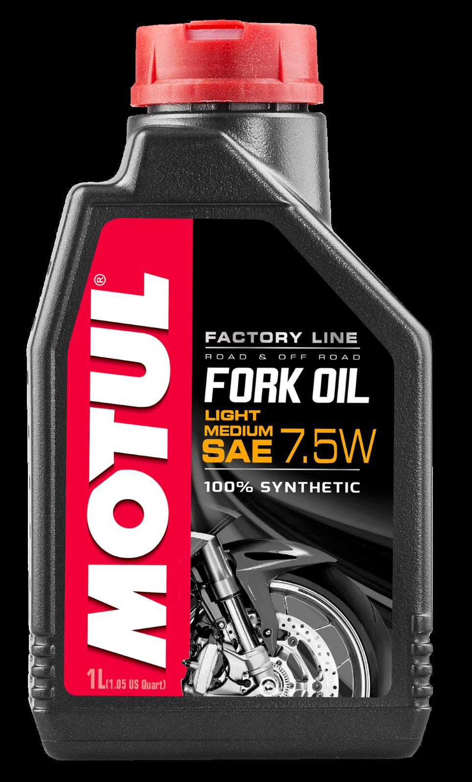 MOTUL AG MOTUL Fork Oil Factory Line 7.5W Teleszkóp olaj, villaolaj