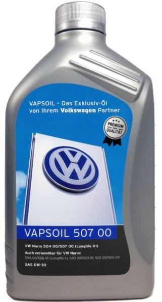 Motorolaj VW 0W-30 LONG LIFE 3 (507.00 504.00)