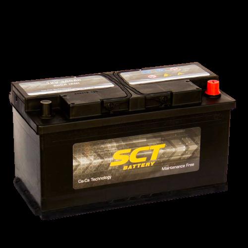 Indító Akkumulátor 12V 100Ah J+ MF