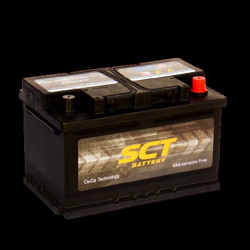 Indító Akkumulátor 12V 72Ah J+ MF