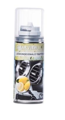 Légkondi és utastér frissítő spray 100ML citrom illatú aeroszol