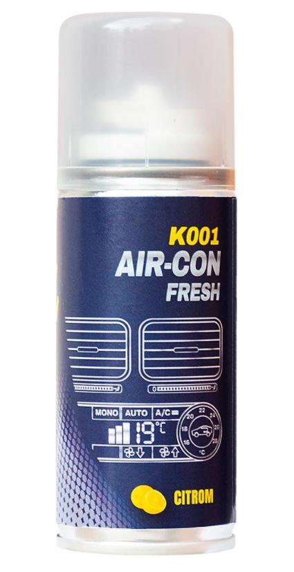 Klímatisztító Kraft klímatisztító bomba, citrom illat, 100ml