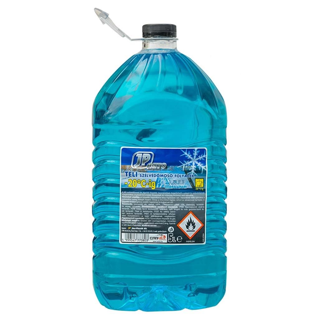 Szélvédőmosó folyadék | Téli szélvédőmosó -20C 5 liter