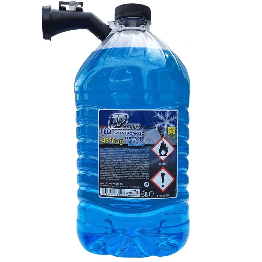 Szélvédőmosó folyadék | Téli szélvédőmosó -42C 5 liter