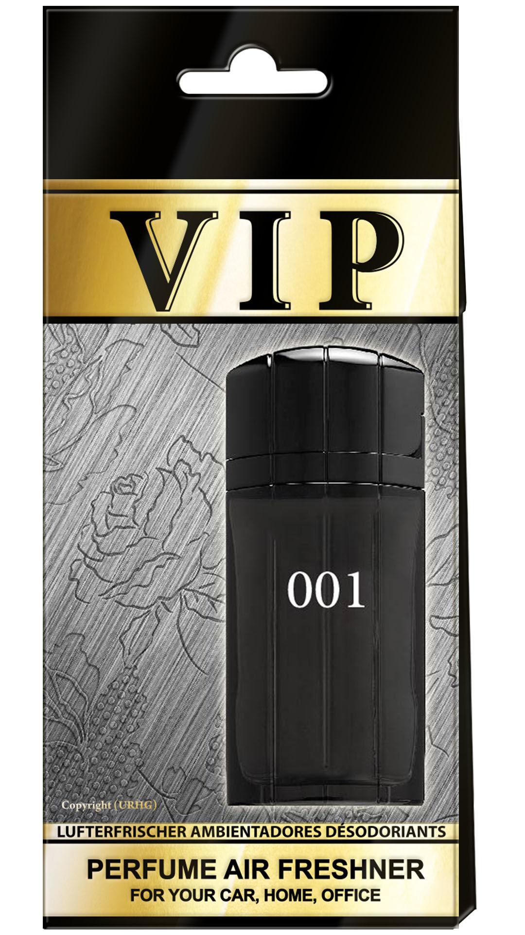 Illatosító VIP 001 PACO RABANNE BLACK XS
