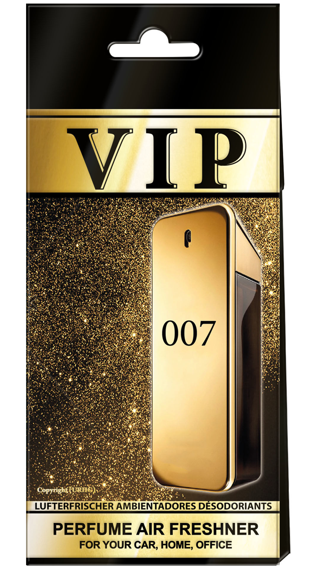 Illatosító VIP 007 1 MILLION