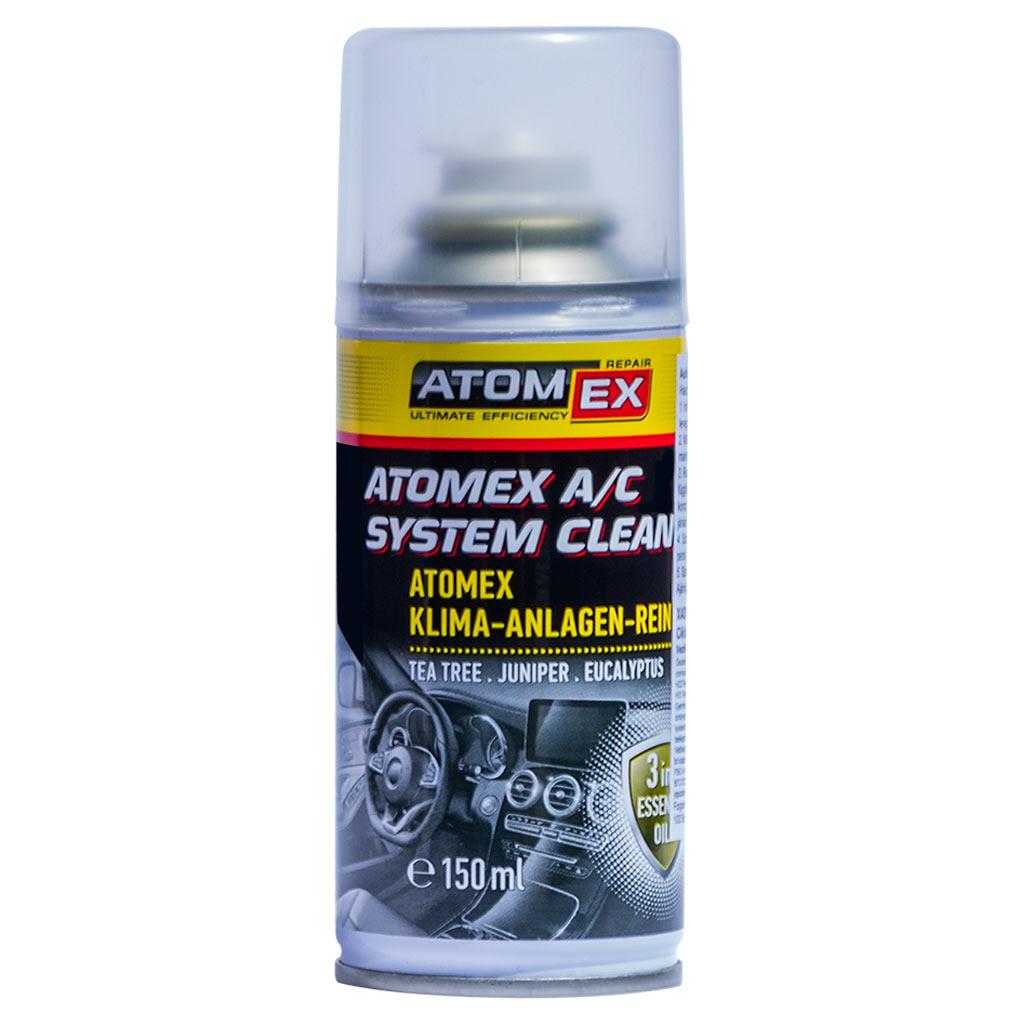 Klímatisztító Atomex antibakteriális klímtisztító 150ml